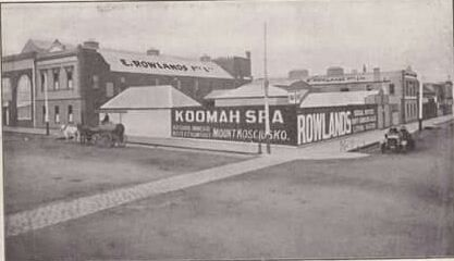 Rowlands factory